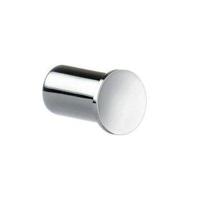 Smedbo Air Single Towel Hook Pair in Polished Chrome