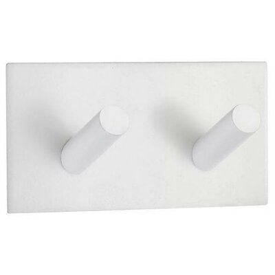 Smedbo Beslagsboden Square Design Double Hook