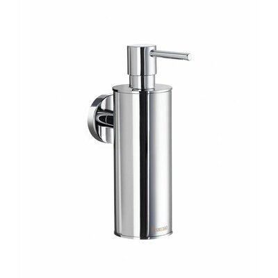 Smedbo Home Wall Mount Soap and Lotion Dispenser