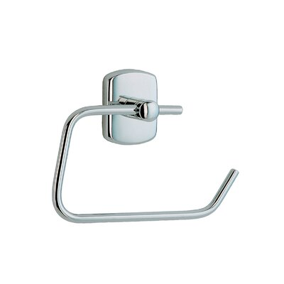 Smedbo Cabin Wall Mounted European Style Toilet Roll Holder