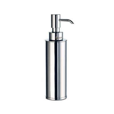 "Smedbo Outline 7.5"" Soap Dispenser in Polished Chrome"