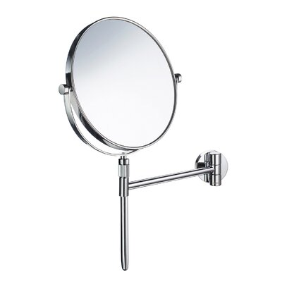 "Smedbo Outline 15.5"" x 7.87"" Mirror in Polished Chrome"