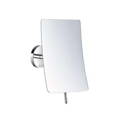 "Smedbo Outline 8.5"" x 5"" Mirror in Polished Chrome"