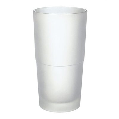 Smedbo Studio Spare Frosted Glass Container