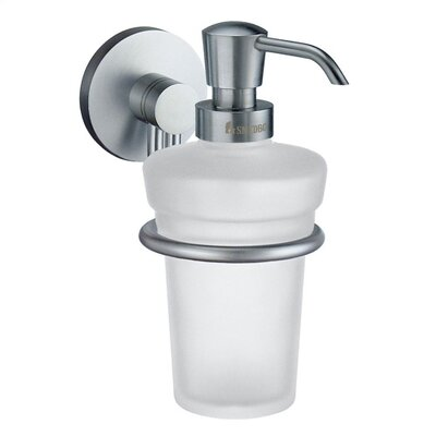 Smedbo Studio Holder with Soap Dispenser