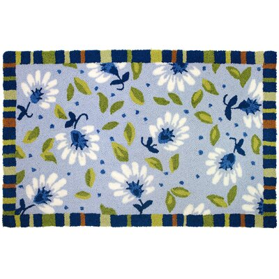 Homefires Blue Morning Rug