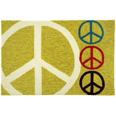 Homefires Symbols Of Peace Rug