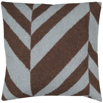 Surya Slanted Stripe Pillow