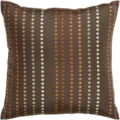 Surya Vertical Connect the Dots Pillow