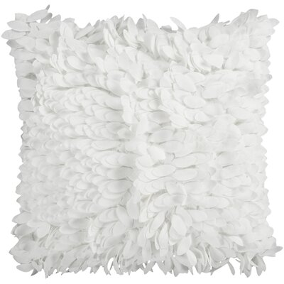 Surya Ruffle and Frill Pillow