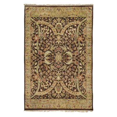 <strong>Surya</strong> Taj Mahal Brown Rug