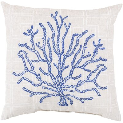 Surya Coral of the Sea Pillow