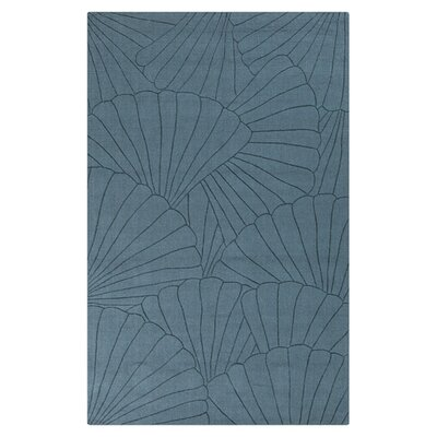 Surya Shell Pacific Blue Rug