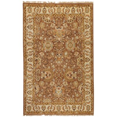 Taj Mahal Light Brown Rug