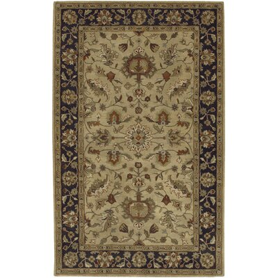 Crowne Gold/Charcoal Rug