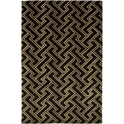 Mugal Black Rug