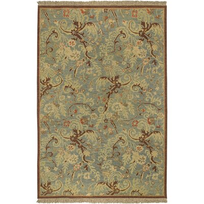 Surya Rug Sonoma Blue/Brown Rug