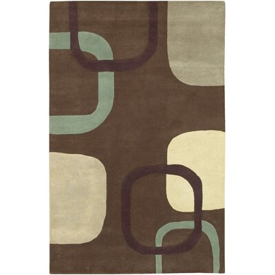 Surya Stella Smith Chocolate Rug