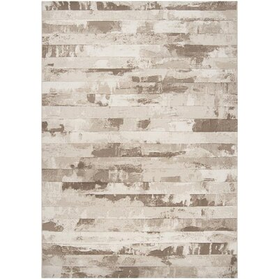 Surya Contempo Cream Stripes Rug