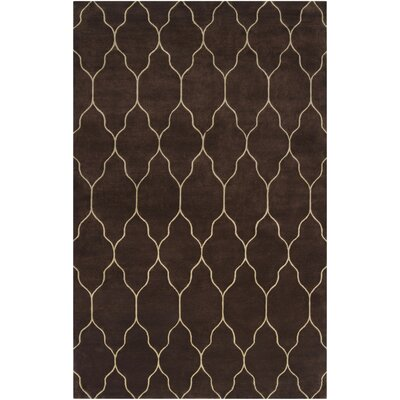 Surya Gates Chocolate / Ivory Rug