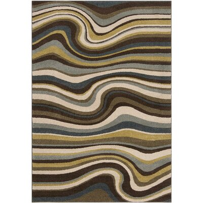 Surya Monterey Yellow/Brown Rug