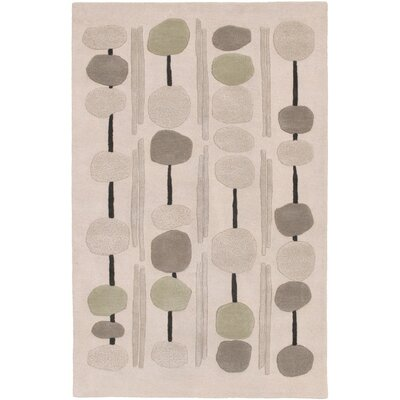 Surya Artist Studio Beige/Pale Green Rug