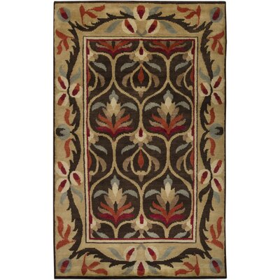 Surya Arts and Crafts Coffee Bean Rug