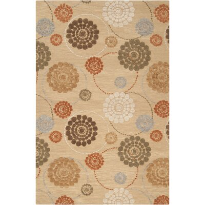 Surya Dream Tea Leaves/Olive Rug