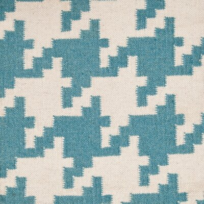 Surya Frontier Teal/Ivory Rug