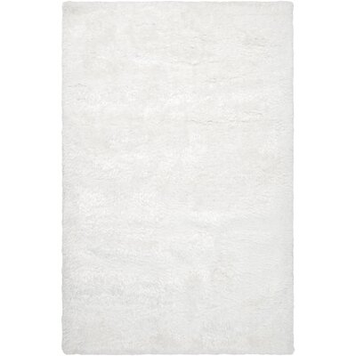 Surya Grizzly White Rug