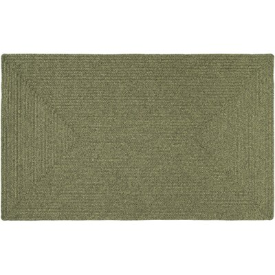 Liberty Avocado/Deep Forest Green Rug