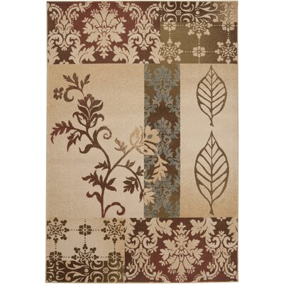 Surya Rug Riley Camel/Tea Leaves Rug