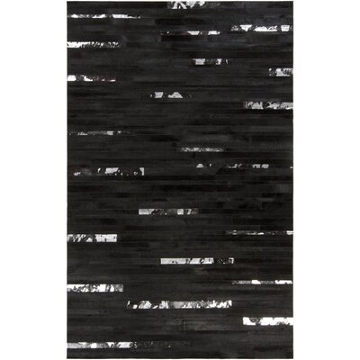 Surya Trail Jet Black Rug