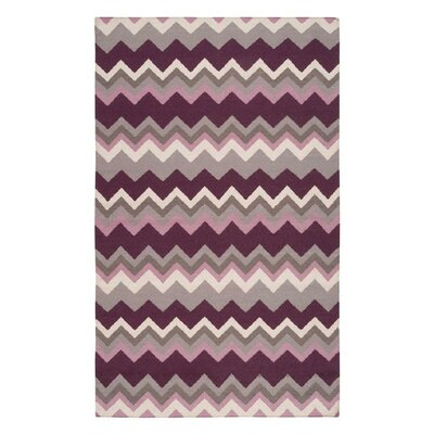 Surya Frontier Prune Purple/Flint Gray Rug