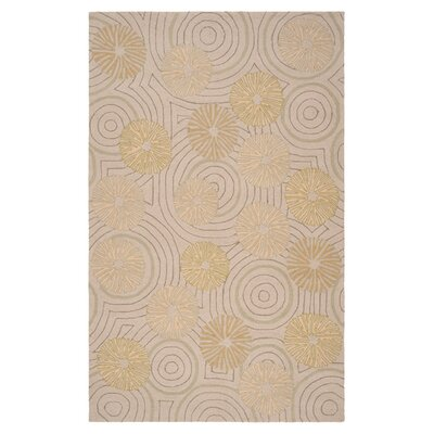Surya Labrinth Gray Sage Outdoor Rug