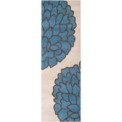 Surya Artist Studio Ivory/Sky Blue Rug