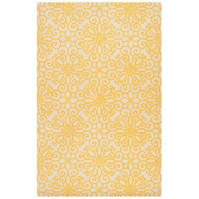 <strong>Surya</strong> Oasis Golden Raisin/Antique White Rug