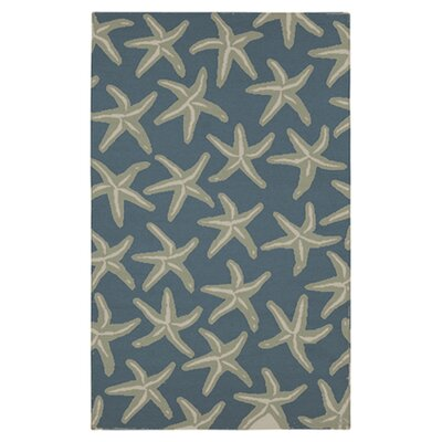 Yacht Club Pacific Blue Rug