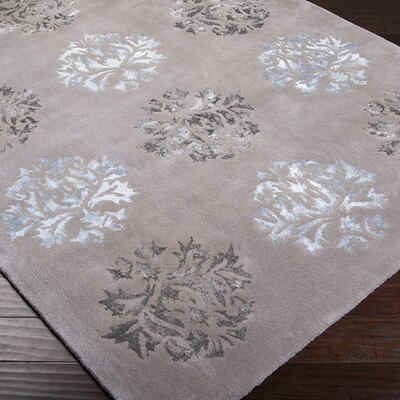 Surya Tamira Light Gray/Silver Rug