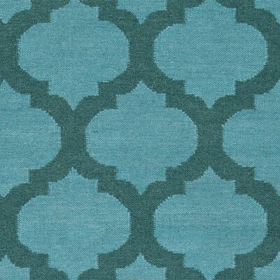 Surya Frontier Teal Green/Sea Blue Rug