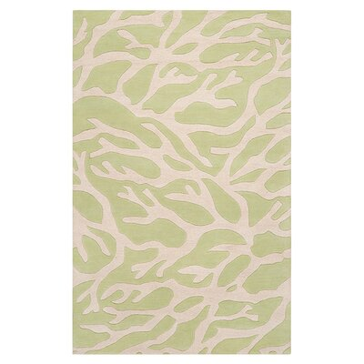 Escape Ivory/Lettuce Leaf Rug