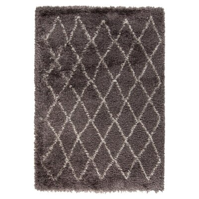 Rhapsody Charcoal Gray/Silver Cloud Rug