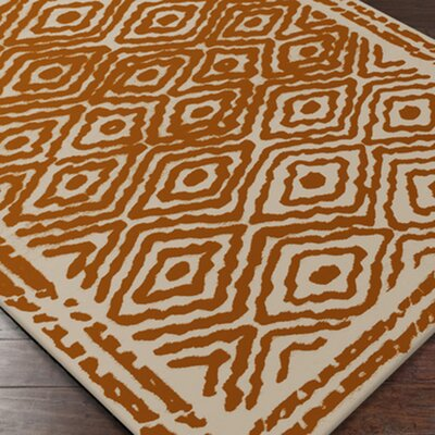 Surya Atlas Burnt Orange Rug