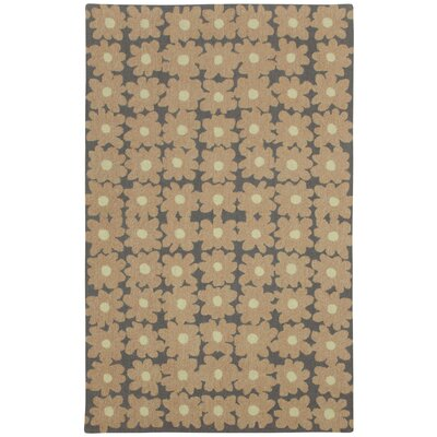Kevin O'Brien Leaflet Light Pink Rug