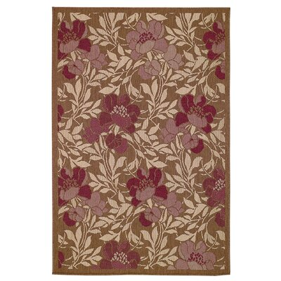 Capel Rugs Sterling Bronze Flora Rug