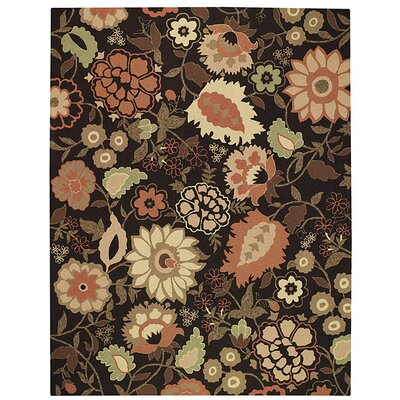 Capel Rugs Gaston Bouquet Earthtones Rug