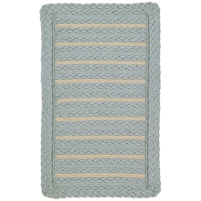 Boathouse Blue Indoor/Outdoor Rug
