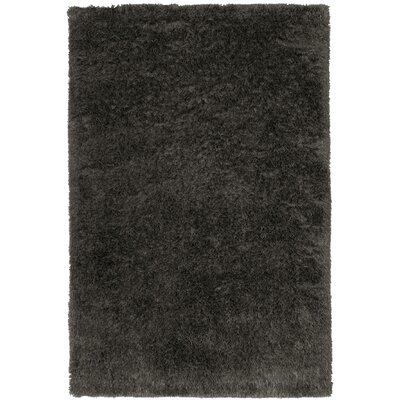 Trolley Line Dark Grey Rug