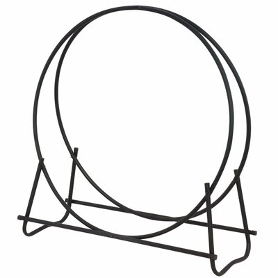 Uniflame Corporation Round Steel Log Hoop