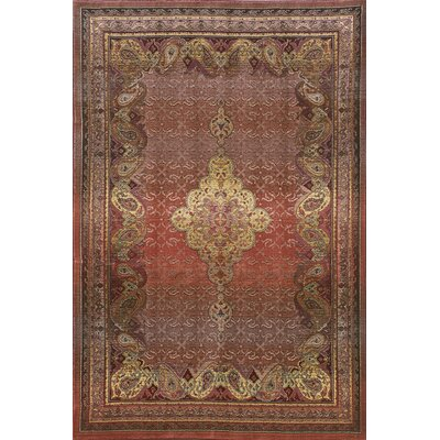 United Weavers of America Tapestries Lisbon Teawash Rug